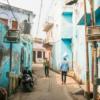 タージ・マハル周辺に住むインド人の生活を撮ってきた